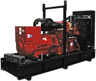 Дизельный генератор Gesan DPA 900 E с АВР