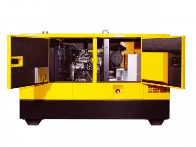 Дизельный генератор Gesan DPAS 35 E MF с АВР