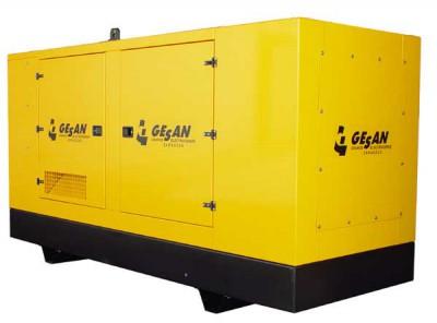 Дизельный генератор Gesan DVAS 275E с АВР