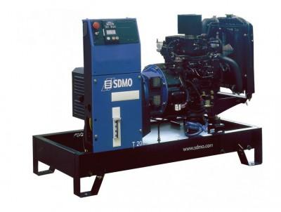 Дизельный генератор SDMO K 9 с АВР