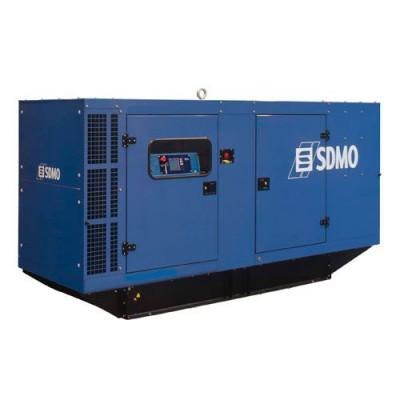 Дизельный генератор SDMO J220C2 в кожухе с АВР