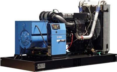 Дизельный генератор SDMO V700K с АВР