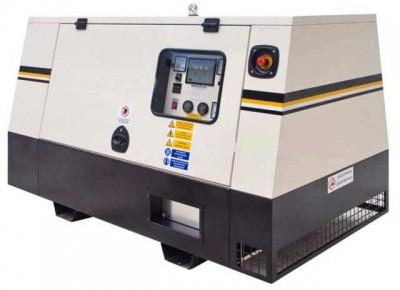 Дизельный генератор Broadcrown BC M16 в кожухе