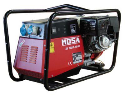 Бензиновый генератор Mosa GE 7000 BS/GS
