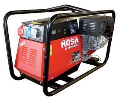 Бензиновый генератор Mosa GE 7500 HSX-EAS