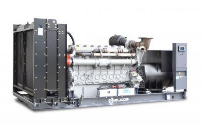 Дизельный генератор Elcos GE.CU.890/800.BF с АВР