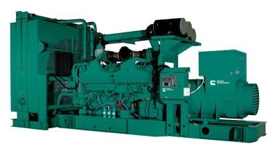 Дизельный генератор Cummins C2250D5