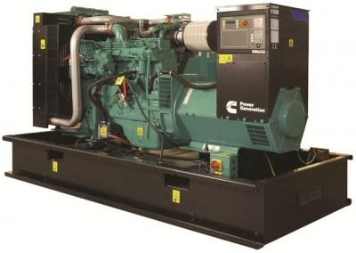 Дизельный генератор Cummins C220D5e