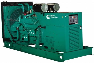 Дизельный генератор Cummins C900D5 с АВР