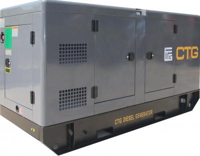 Дизельный генератор CTG AD-275RES с АВР