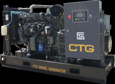 Дизельный генератор CTG AD-345RES с АВР