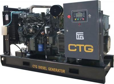 Дизельный генератор CTG AD-55RE с АВР