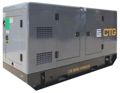 Дизельный генератор CTG AD-14RE в кожухе