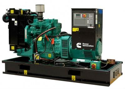 Дизельный генератор Cummins C44D5 с АВР
