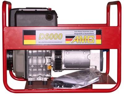 Дизельный генератор AMG D 6000