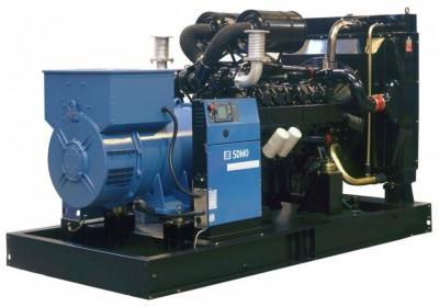 Дизельный генератор SDMO D830