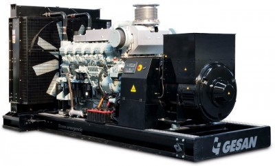 Дизельный генератор Gesan DHA 1650 E ME с АВР