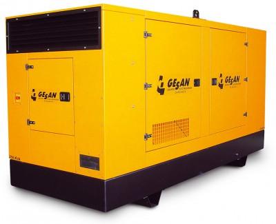 Дизельный генератор Gesan DVAS 140E с АВР