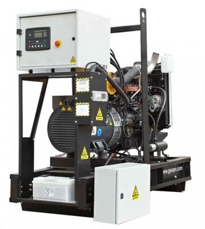 Дизельный генератор Gesan DPA 45E