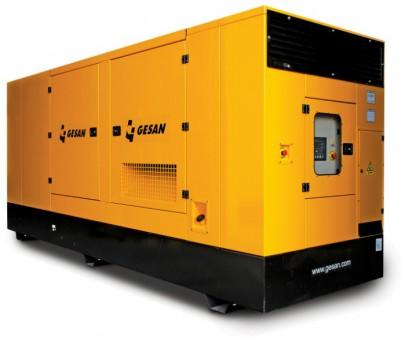 Дизельный генератор Gesan DPAS 1100 E с АВР
