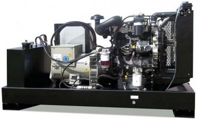 Дизельный генератор Gesan DPB 10E