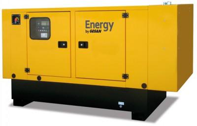 Дизельный генератор Gesan DVBS 220E с АВР
