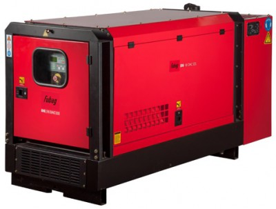 Дизельный генератор Fubag DS 22 DAC ES с АВР