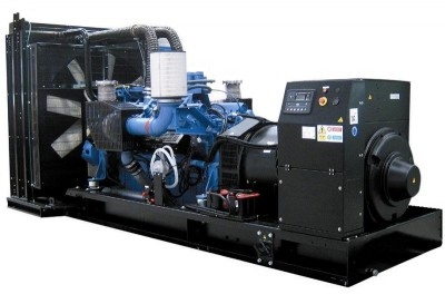 Дизельный генератор Gesan DTA 1100 E