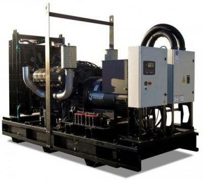 Дизельный генератор Gesan DTA 1200E