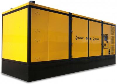 Дизельный генератор Gesan DTAS 1200E