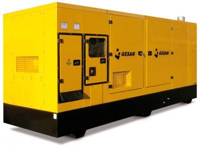 Дизельный генератор Gesan DTAS 860E ME