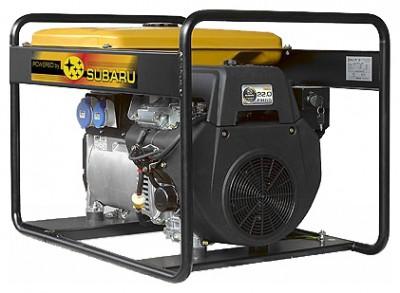 Бензиновый генератор Energo EB 12.0/230-SLE