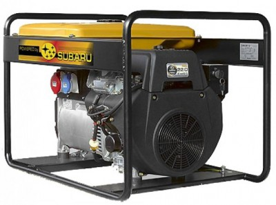 Бензиновый генератор Energo EB 4.0/230-SL