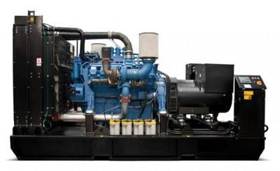 Дизельный генератор Energo ED 400/400MTU