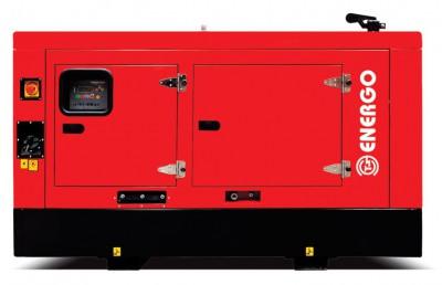 Дизельный генератор Energo ED 85/400 IV S с АВР