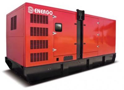 Дизельный генератор Energo ED 510/400MTU-S
