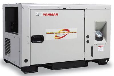 Дизельный генератор Yanmar EG 140i-5B