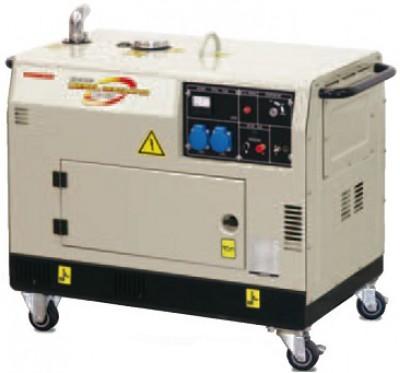 Дизельный генератор Yanmar eG 55 N-5EB