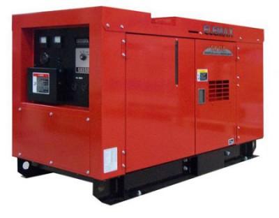 Дизельный генератор Elemax SHT15D-R