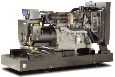 Дизельный генератор Energo ED 100/400 IV с АВР