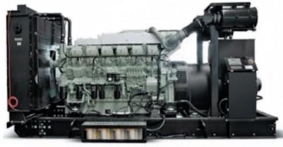 Дизельный генератор Energo ED 1260/400M