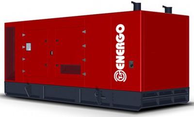 Дизельный генератор Energo ED 670/400M S