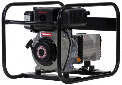 Дизельный генератор EuroPower EP 4000 D