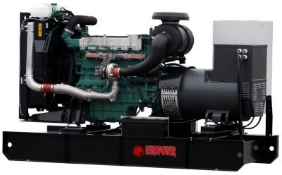 Дизельный генератор EuroPower EP 500 TDE с АВР