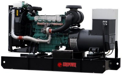 Дизельный генератор EuroPower EP 85 TDE