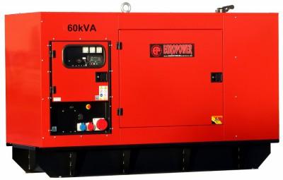 Дизельный генератор EuroPower EPS 150 TDE с АВР