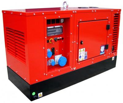 Дизельный генератор EuroPower EPS 163 DE