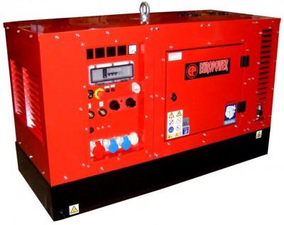 Сварочный генератор EuroPower EPS 300 DXE DC