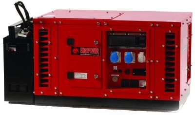 Бензиновый генератор EuroPower EPS 12000 E с АВР