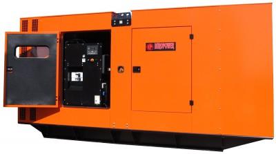 Дизельный генератор EuroPower EPS 600 TDE